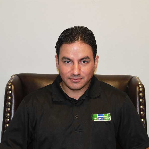 Grout Medic Commercial Sales Director Abner
